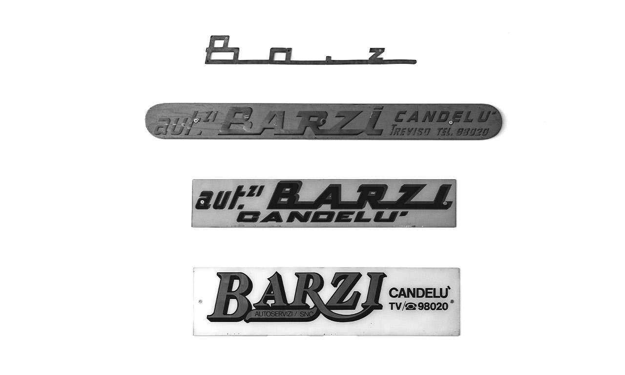 Targhe loghi - Barzi service