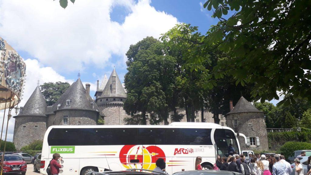 Viaggio Pompadour - Barzi service