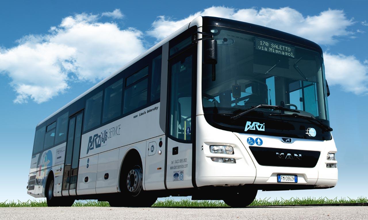 Servizio trasporto pubblico - Barzi service