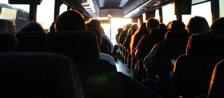 Viaggiatori in bus - Barzi service